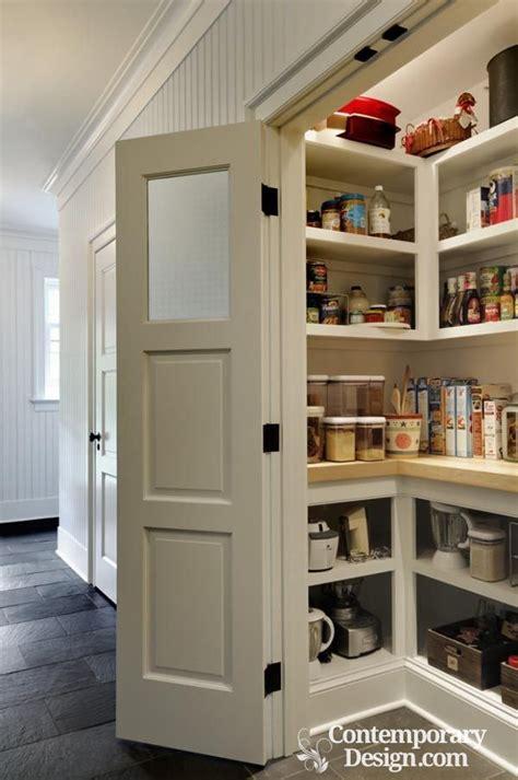 small walk  pantry designs contemporary design