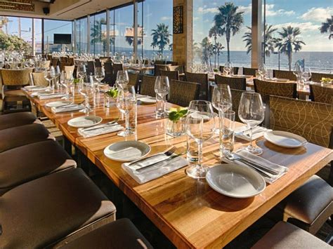restaurants in malibu with a view best view restaurants in los angeles food network
