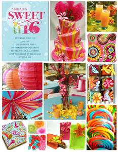 sweet 16 color schemes 26 best ideas about land themed sweet sixteen on