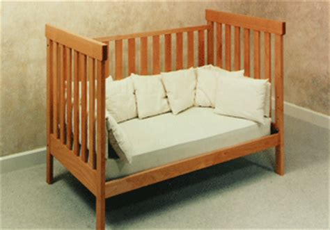 crib that turns into a bed pacific rim cribs organic grace