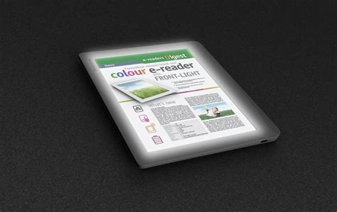 color e ink to build momentum in 2013