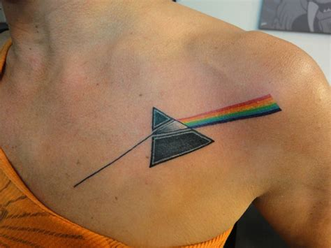 dark side tattoo side of the moon picture at checkoutmyink