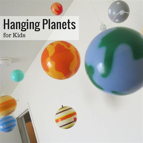 hanging solar system for room 3d hanging planets for a solar system in the bedroom best gifts top toys