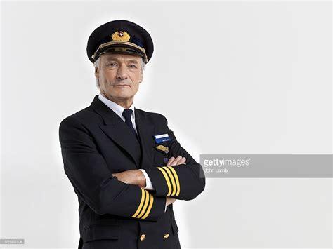 I Am Pilot airline pilot portrait stock photo getty images