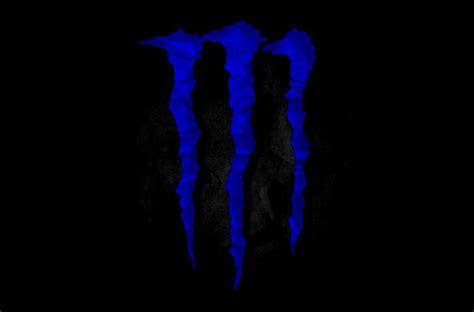 Monster Energy Sticker Wallpapers by Monster Energy Background Blue Lightning Important