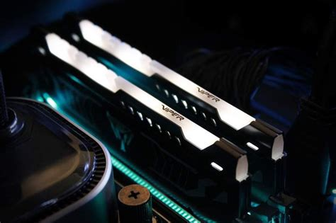 ddr4 ram with led lights patriot introduces viper led ddr4 memory kits eteknix