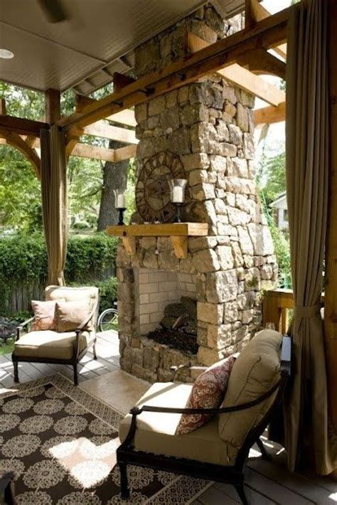 hton bay outdoor fireplace 17 best images about patio design ideas around bay window