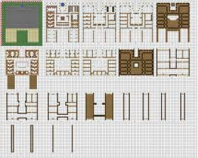 floor plans for minecraft minecraft large inn floorplans wip by coltcoyote on deviantart