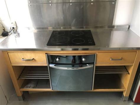 meuble cuisine plaque et four cuisine ikea clasf