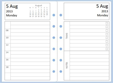 printable day planner pages 2016 minimalist diary 2 page per day 2016 printable calendar