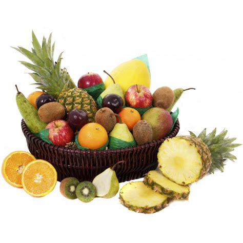 fruit basket summer fruit basket from 4 hers