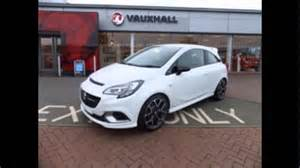 Opel Corsa White 2016 Vauxhall Corsa Summit White