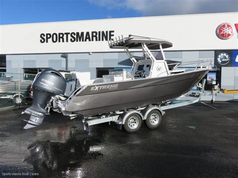 extreme boats for sale australia new extreme 745 centre console trailer boats boats