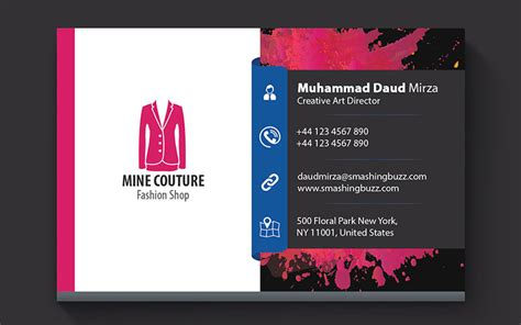 Stylish Business Card Template Psd by 50 Free World Best Creative Business Card Design Templates