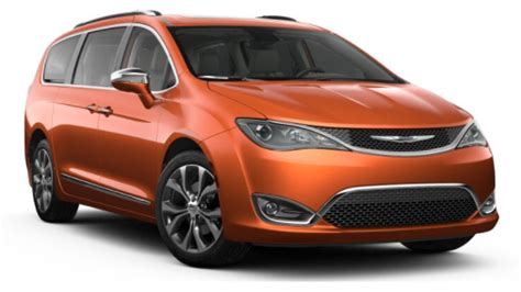 chrysler pacifica colors 2018 chrysler pacifica exterior color options