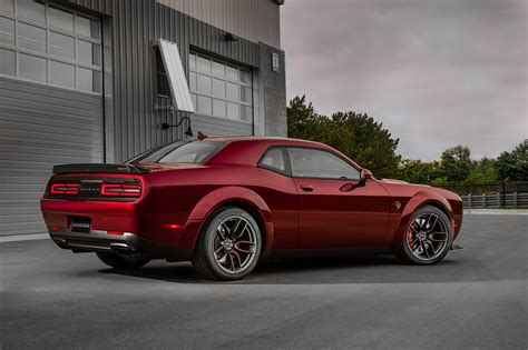 challenger didge 2018 dodge challenger srt hellcat widebody is a