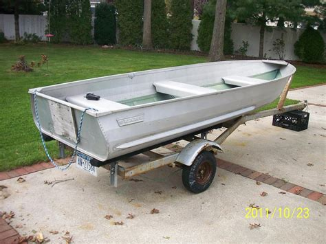 sears gamefisher boat sears 13 gamefisher with trailer general buy sell trade