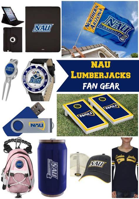of arizona fan gear nau lumberjack football fan gear flagstaff places