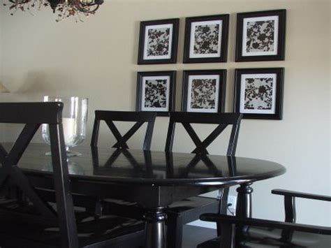 dining room framed art wall art design dining room wall art square black white
