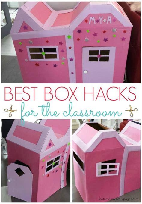 box ideas for kindergarten 80 best box ideas for preschool images on
