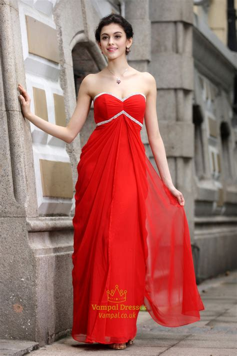 beautiful red party dressesred prom dresses  sequins