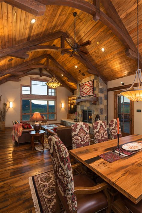 cowboy living room cowboy up rustic living room denver by amaron