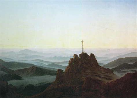 Caspar David Friedrich Referat by Romantik Referat Galerie Quot Morgen Im Riesengebirge Quot