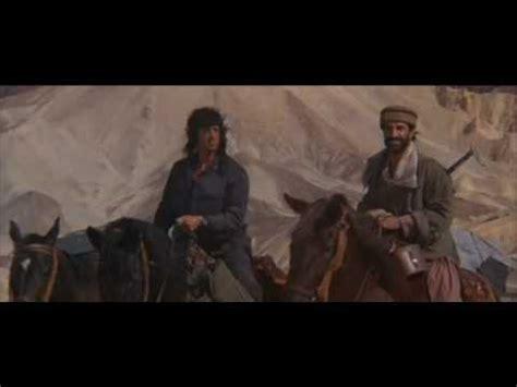 film rambo afghanistan rambo iii el valor de los afganos youtube