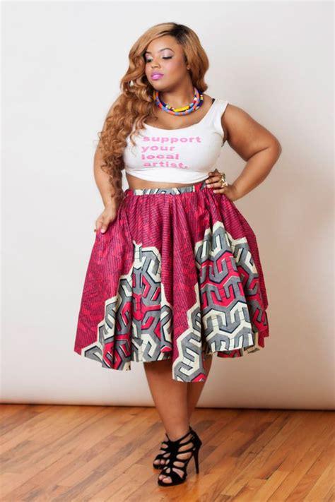 Bigsize Midi Flare Skirt Berkualitas 9 tips and tricks for plus size who want to rock