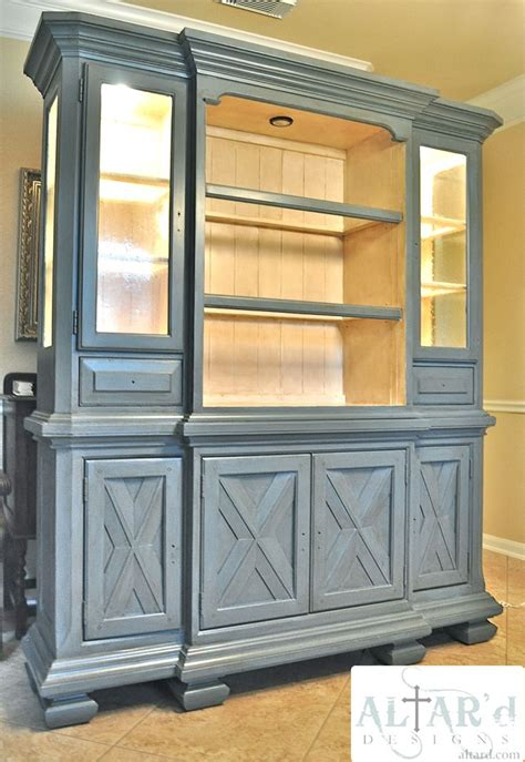 Refurbished Cabinets by 17 Best Images About Refurbished China Cabinets On