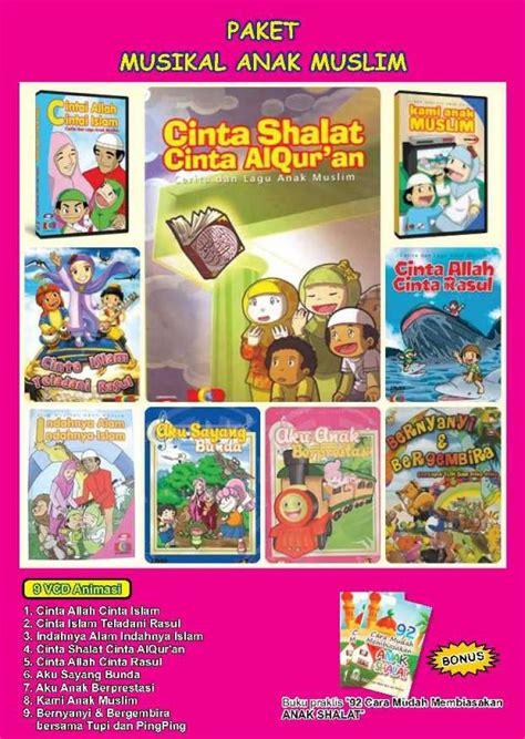 Buku Pintar Shalat Bonus Cd lagu anak muslim 187 187 toko buku islam jual buku
