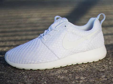 Nike Roshe Run Two White nike roshe run quot white mesh quot sneakernews