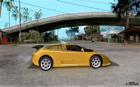 1992 bugatti eb110 bugatti eb110 ss 1992 for gta san andreas