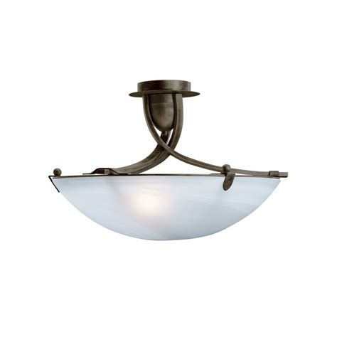 Ceiling Uplighters by Olympia 0108 3br 3 Light Ceiling Uplighter