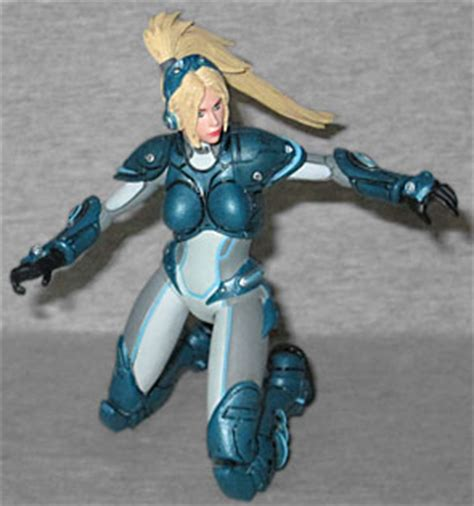 Figure Heroes Of The Starcraft oafe neca heroes of the dominion ghost review