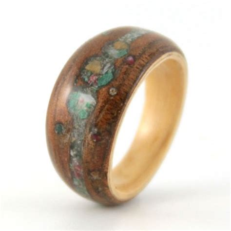 Boho Style Home Decor by Picture Of Unusual And Exciting Wedding Rings