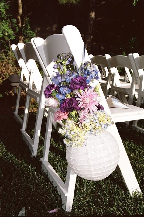 diy chair decorations diy wedding aisle chair decorations diy do it your self