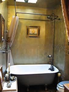 Steampunk bathroom gentlemint