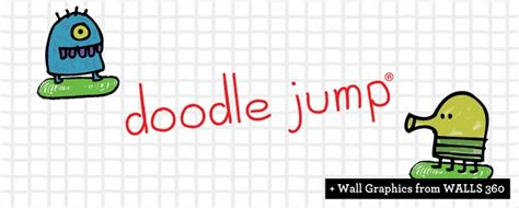 doodle jump classic java 1000 images about doodle jump wall graphics on