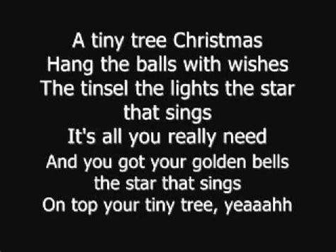 dear lyrics guster guster tiny tree