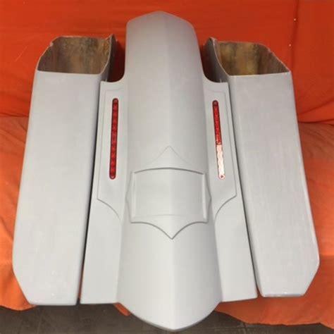a line lids cut harley davidson 6 quot trendsetter extended saddlebag led