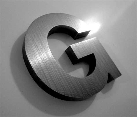 metal letters aluminium letters metal letters