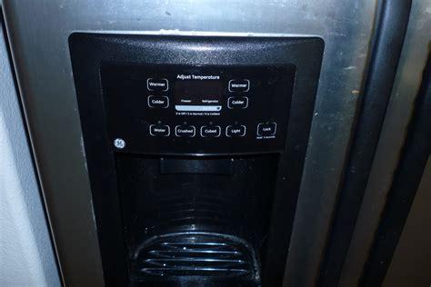 Water Dispenser Quit Working Ge Refrigerator how to fix frozen water line dispenser in your ge