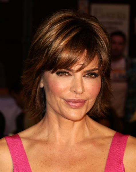 lisa rinna short hair lisa rinnas short and spiky 20 celebrity hairstyles to inspire your next hairstyle