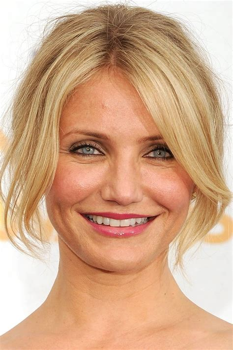 tied up hairstyles for round face cameron diaz filmography and biography on movies film