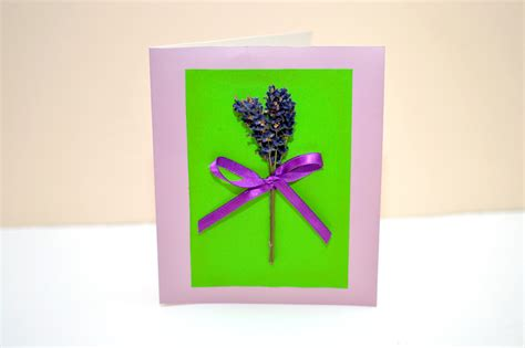 Earn A Gift Card - how to make a lavender gift card 6 steps with pictures