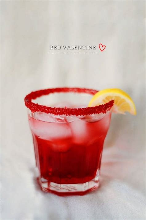 easy cocktail recipes cocktail recipes for valentines days diycraftsguru