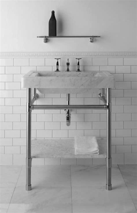 choisissez un joli lavabo retro pour votre salle de bain