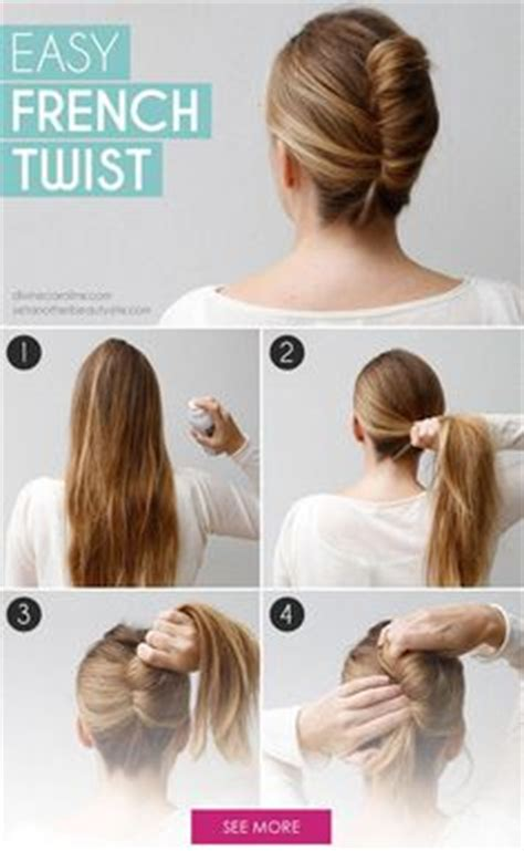 french roll updo steps pinterest le catalogue d id 233 es
