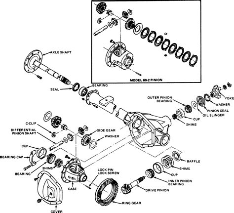 60 front axle diagram related keywords suggestions for 60 exploded view